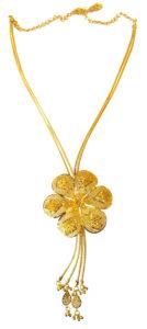 gold locket chain