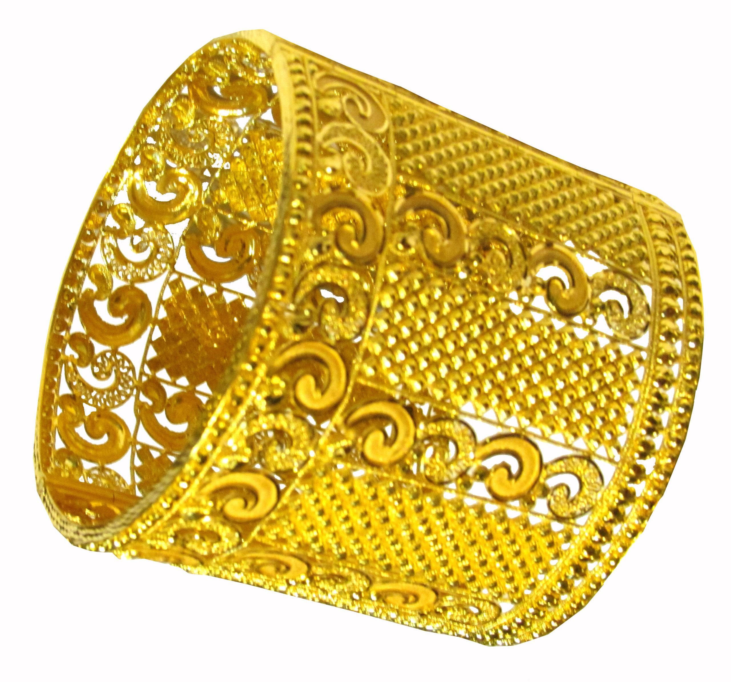 bracelet 22 Karat Gold Manatsha