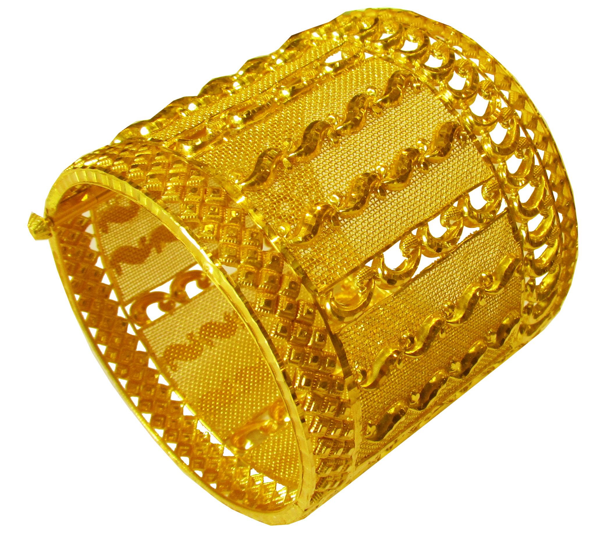 22 Karat Gold Mantasha